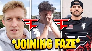 The Best Joining FaZe Clan Reactions (Top 10)