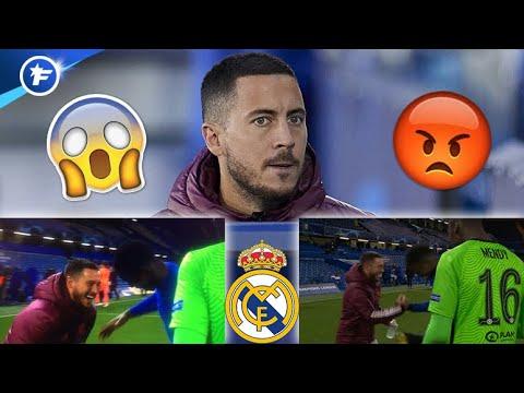 Le fou rire d'Eden Hazard après Chelsea-Real Madrid scandalise l'Espagne   Revue de presse