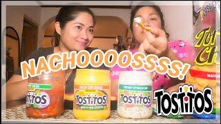 Tostitos Mexican Nachos Dip - Product Review w/ MamaJheng | MummaDunna And Kidsa