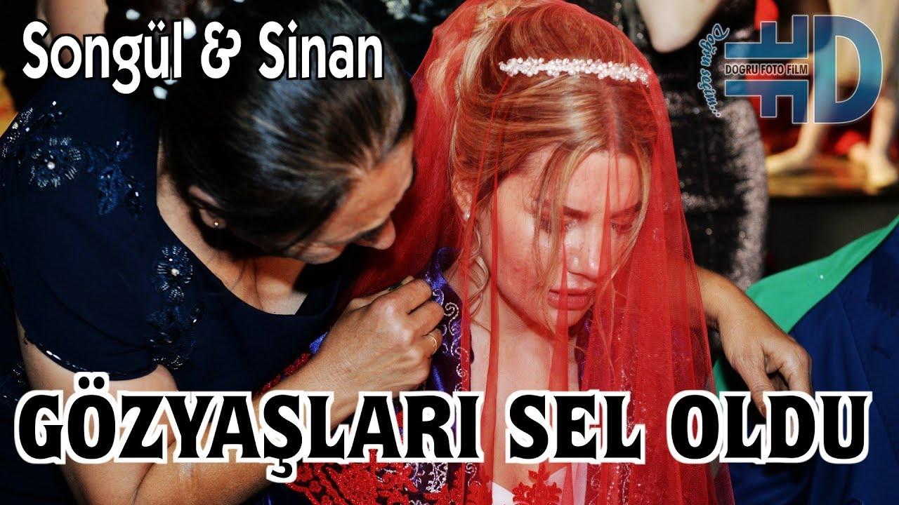 Songül & Sinan - GÖZYAŞLARI SEL OLUP AKTI