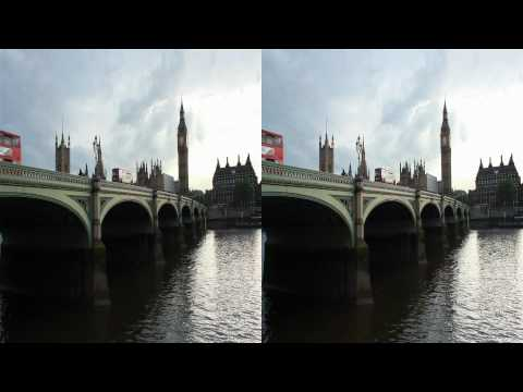 London in 3D by iWatch3D