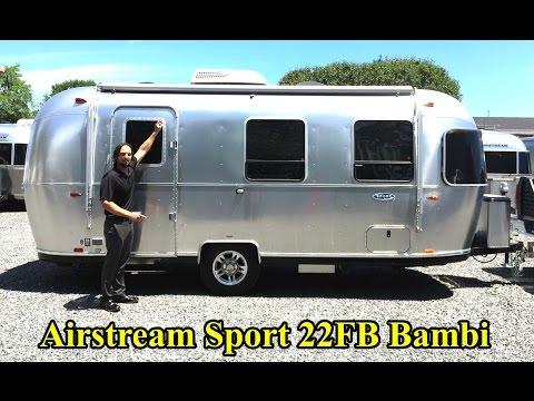 2008 Airstream Basecamp 3000 lb Axle | VideoMoviles.com