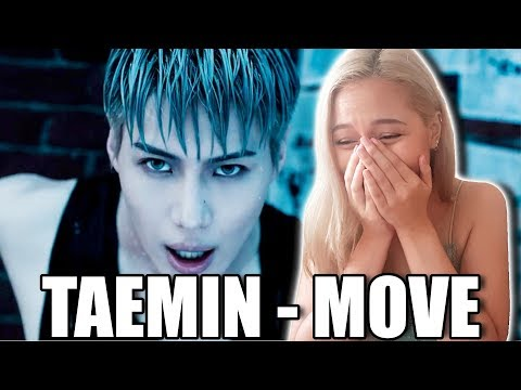 TAEMIN (태민) 'MOVE' #1 MV REACTION