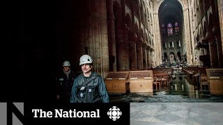 The daunting prospect of rebuilding Notre-Dame Cathedral
