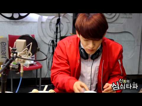 신동의 심심타파 - EXO Chen taste the lemon, 엑소 첸의 레몬시식 20131211