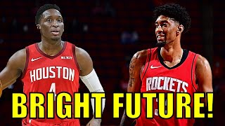 Why the Houston Rockets Have a BRIGHT FUTURE after the James Harden Trade