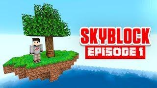 Muselk Plays MINECRAFT SKYBLOCK - Episode 1