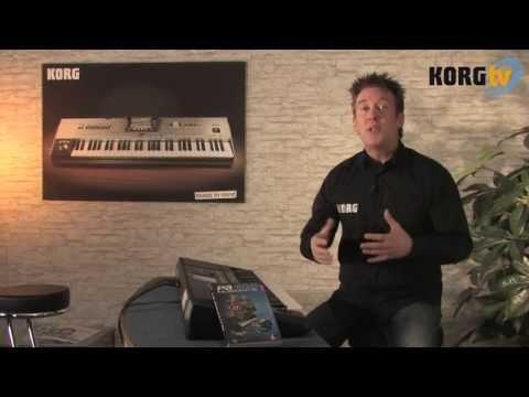 KORG TV / Pa600 MUSIKANT Erweiterung
