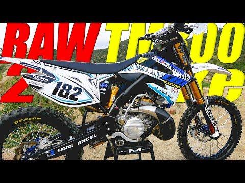 Project TM 300 2 Stroke RAW - Motocross Action Magazine