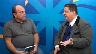 Entrevista com Sr. Dan Presidente da SINCOVAT