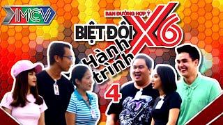 Biệt Đội X6 - Hành Trình 4 | Trận đấu quyết liệt tại phố đi bộ Nguyễn Huệ.