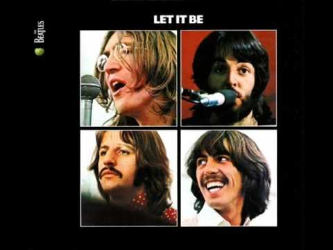The Beatles - Two Of Us (2009 Stereo Remaster)