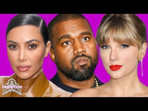 Taylor Swift fans drag Kanye West and Kim Kardashian…after Kanye and Taylor's phone convo leaks