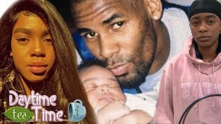 (EXCLUSIVE) R.Kelly gets BLASTED by his SON Jay in his NEW SONG & his DAUGHTER calls him a MONSTER