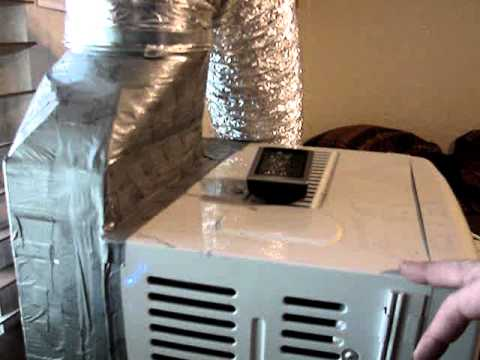 Air Conditioning Window Unit Modified Youtube
