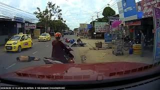[GTVN] Ý thức tham gia giao thông và tai nạn giao thông Phần V