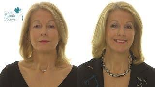 MakeUp for Older Women: Define Your Hooded Eyes