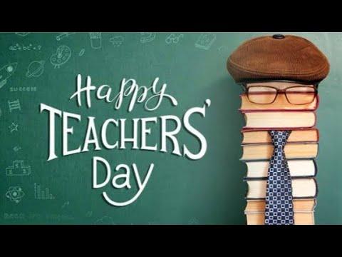 05 Октомври - Межународен ден на учителя