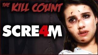 Scream 4 (2011) KILL COUNT