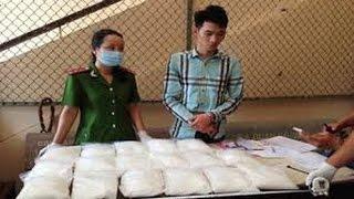 """Phá đường dây ma túy đá """"khủng"""" từ Trung Quốc tuồn về Việt Nam"""