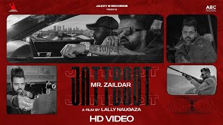 Jatt Boot Mr Zaildar Ft Lil Daku