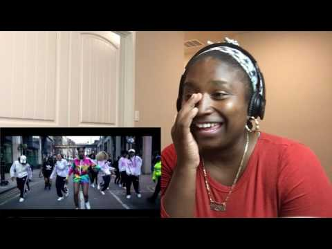 Nadia Rose - Skwod (Official Video) REACTION