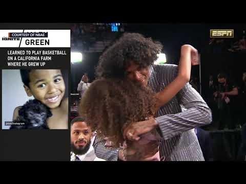 Houston Rockets pick Fil-Am Jalen Green 2nd overall in 2021 NBA Draft