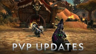 Tides of Vengeance: New PvP Updates - YouTube