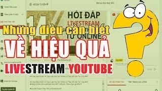 Tại Sao Người Mới Làm Youtube Phải Phát Trực Tiếp | Duy MKT