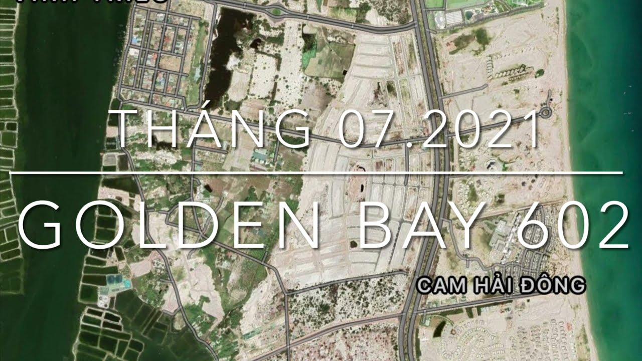Bán nền C7 Goldenbay 602 view hồ, hướng Nam, giá 26,5 triệu/m2 video