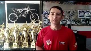 Camaquense é campeão gaúcho de Velocross