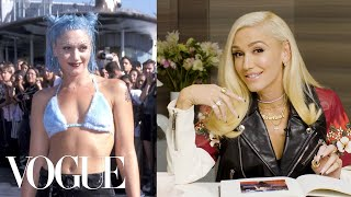 Gwen Stefani Breaks Down 6 Looks From 1995 to Now | Vogue