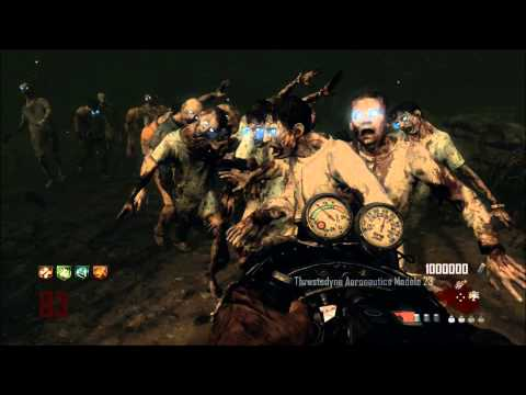 Black Ops Skullcrusher Black Ops 2 Zombies Round 100
