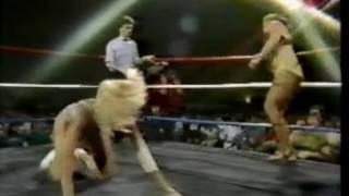 POWW Wrestling: Malibu vs. Thora