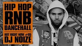 🔥 Hot Right Now #05 |Urban Club Mix August 2017 | New Hip Hop R&B Rap Dancehall Songs |DJ Noize