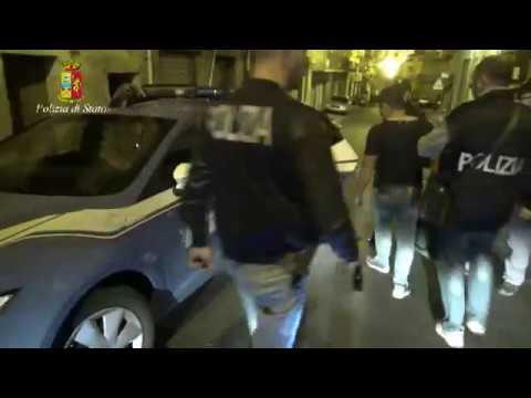 Operazione Goodfellas: le immagini degli arresti