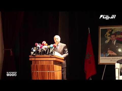ساجد: الحكومة منسجمة و أعتز بخطاب العثماني