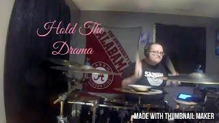 Hold The Drama - JoJo Siwa - Drum Cover