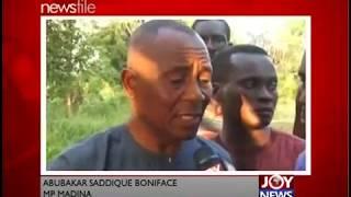 Road Carnage - Newsfile on JoyNews (10-11-18)