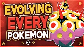 Giving Evolutions to EVERY Pokémon That Doesn't Evolve - Part 2