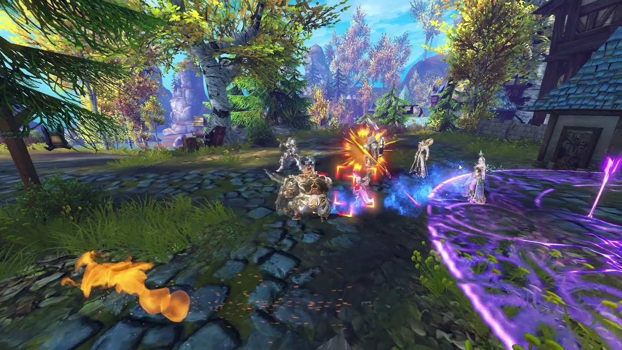 Play Taichi Panda 3: Dragon Hunter on PC 2