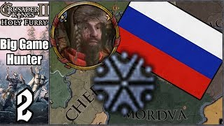 CK2: Holy Furry - Big Game Hunter #2 - SLAV SUPREME