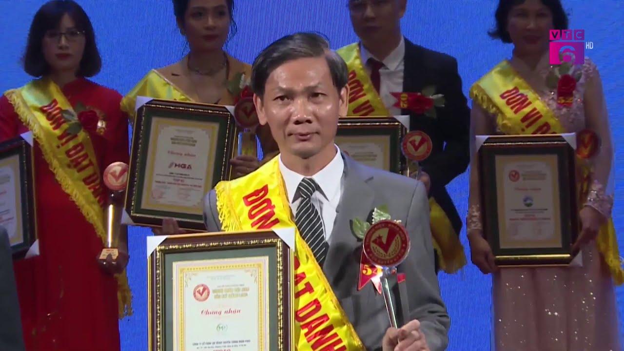 """VINH DANH """"TOP 50 THƯƠNG HIỆU - NHÃN HIỆU ĐỘC QUYỀN UY TÍN NĂM 2020"""" CT CPTĐ TT MINH PHÚC"""