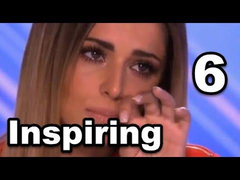 6 Most INSPIRING & EMOTIONAL & HEART TOUCHING Auditions - X Factor / Got Talent!
