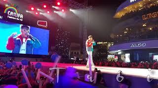 Sơn Tùng MTP hát live LẠC TRÔI tại canifa 2017