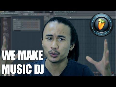 Belajar DJ - Mudah Belajar membuat musik DJ dengan FL studio #1