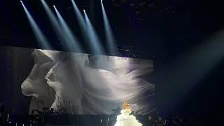 Celine Dion Concert in Milwaukee Wisconsin USA