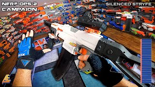 NERF OPS CAMPAIGN - MISSION 1 (Nerf First Person Shooter!)