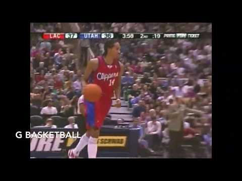 Shaun Livingston before the injury (2004-07 Clippers Highlights)