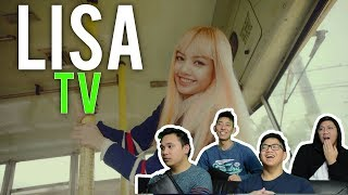 BLACKPINK LISA TV Reaction
